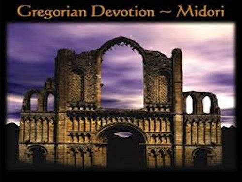 Gregorian Devotion CD
