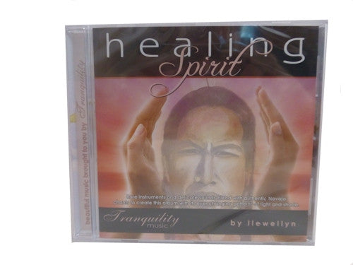 Healing Spirit CD by Llewellyn