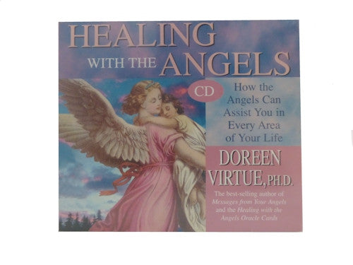 Healing with the Angels CD By Doreen Virtue