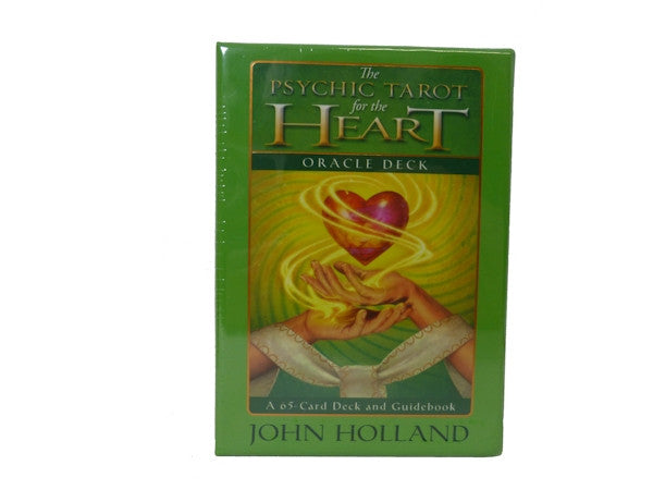 heart oracle cards john holland