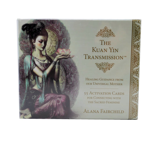 Kuan Yin transmission cards