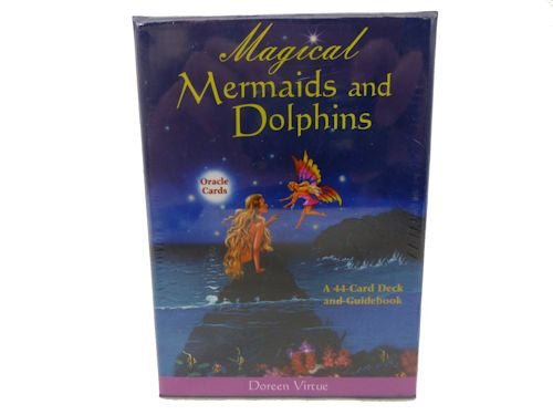 Mermaids and Dolphins Oracle cards  by Doreen Virtue