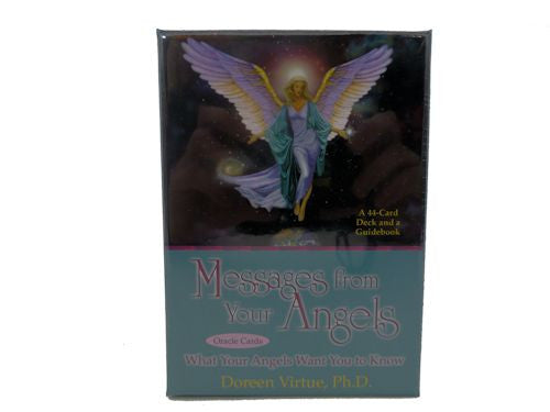 Messages From Your Angels by Doreen Virtue