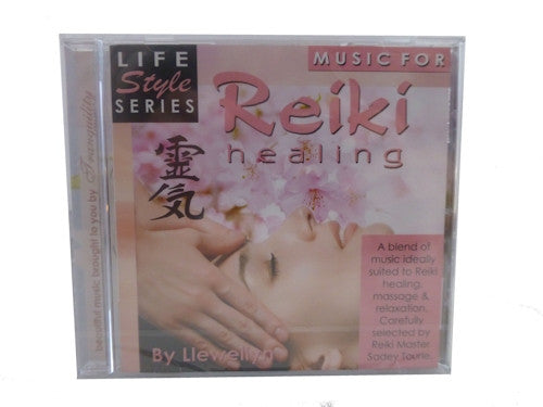 Music for Reiki CD By Llewellyn