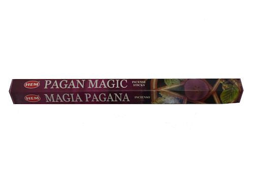 Hem Pagan Magic Incense