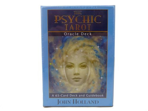 Psychic Tarot By John Holland