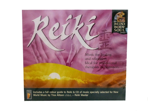 Reiki CD Mind Body Spirit Series