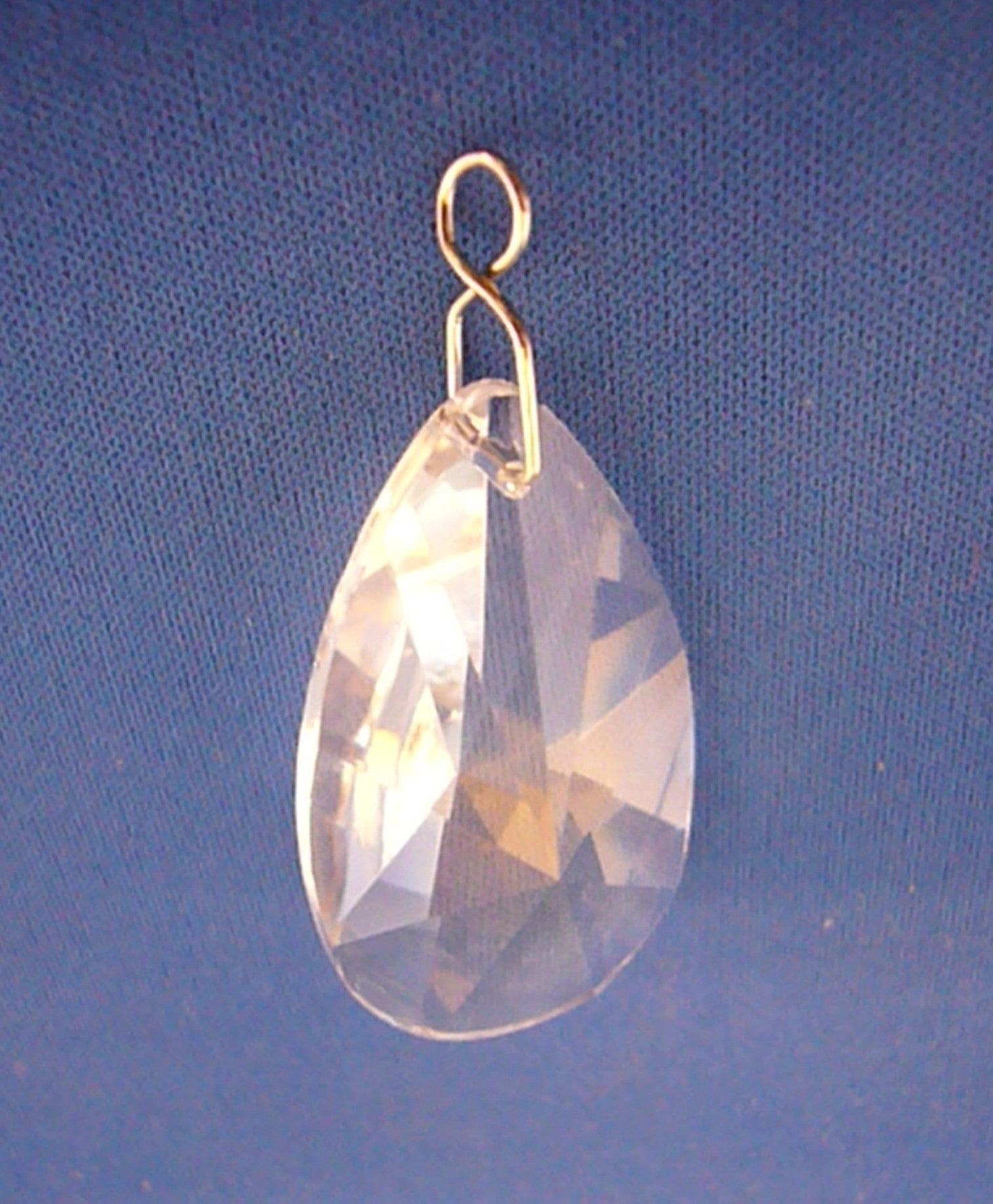 Teardrop Hanging Crystal
