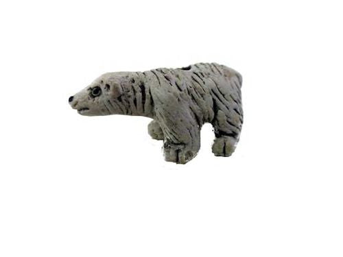 Polar Bear Spirit Pendant