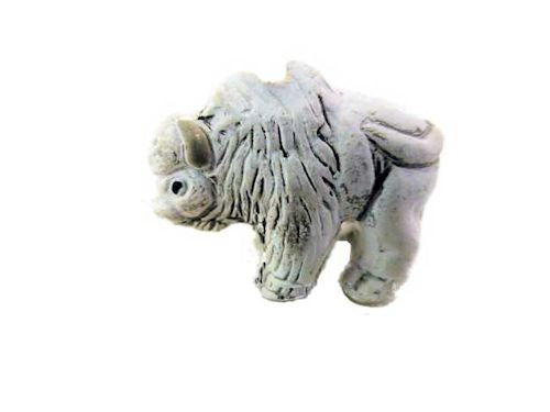 White Buffalo Spirit Pendant