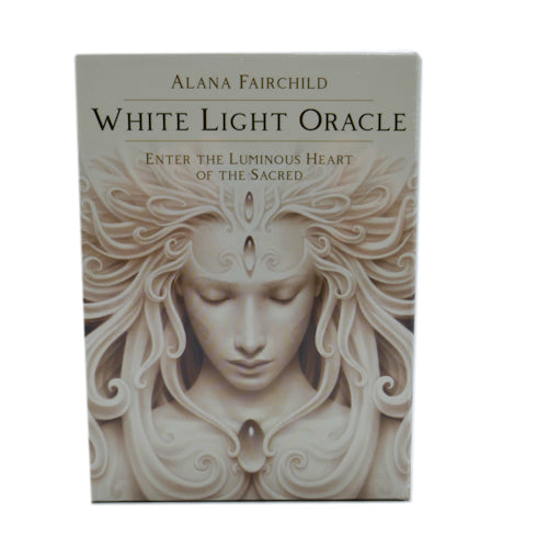 White Light Oracle cards by Alana Fairchild