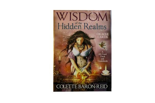 Wisdom of the Hidden Realms  by Colette Baron-Reid