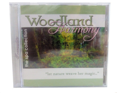 Woodland Harmony CD The Spa Collection