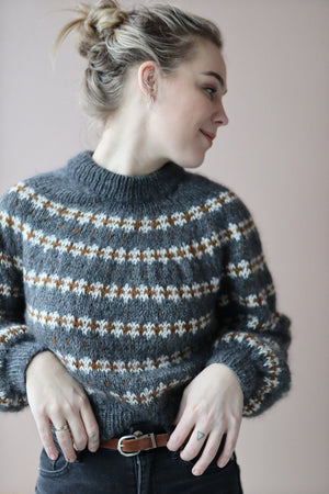 Maudsweater (english) sweater gs