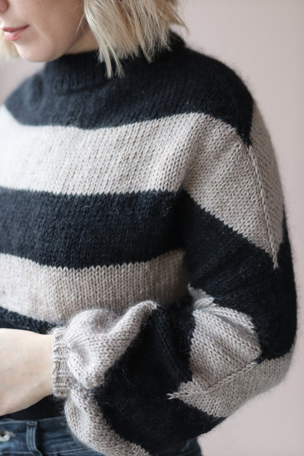 Theflaresweater ENGLISH sweater GS english patterns