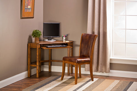 Hillsdale 4337-862S Solano Desk - Medium Oak