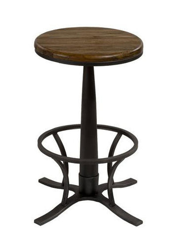 Hillsdale Furniture 5441-829 Rivage Backless Swivel Counter Stool - HillsdaleSuperStore