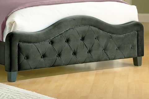Hillsdale 1638-682 Trieste Fabric Footboard - King / Cal King
