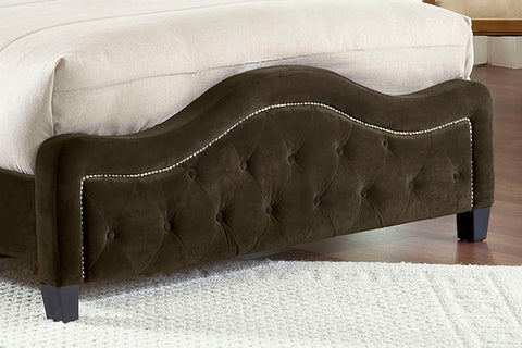 Hillsdale 1554-682 Trieste Fabric Footboard - King / Cal King