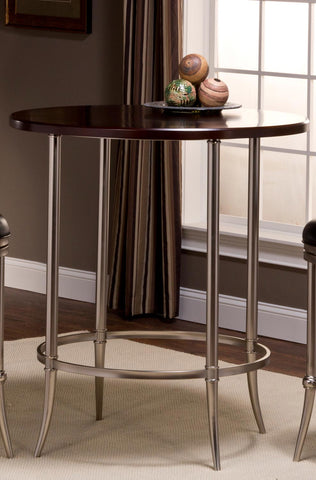 Hillsdale 5173-840 Maddox Bar Height Bistro Table