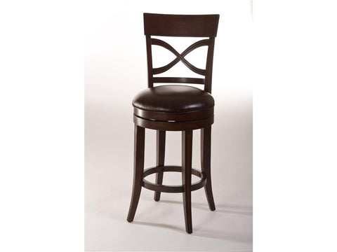 Hillsdale Furniture 5277-826 Drysdale Swivel Counter Stool - HillsdaleSuperStore
