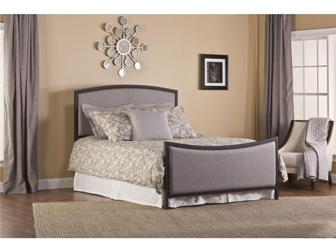 Hillsdale Furniture 1263-660 Bayside Bed Set - King - Rails not included - HillsdaleSuperStore