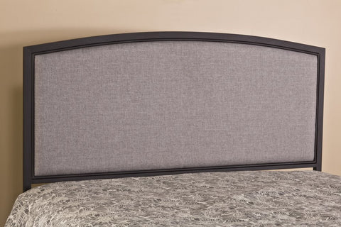 Hillsdale Furniture 1263HFQR Bayside Headboard with Rails - Full/Queen - HillsdaleSuperStore