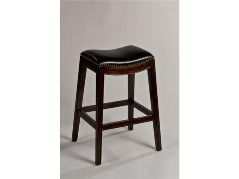 Hillsdale Furniture 5447-826 Sorella Non-Swivel Backless Counter Stool - Full KD Construction - HillsdaleSuperStore