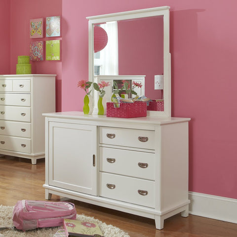 Hillsdale Furniture 1837-717W Bailey Dresser - HillsdaleSuperStore