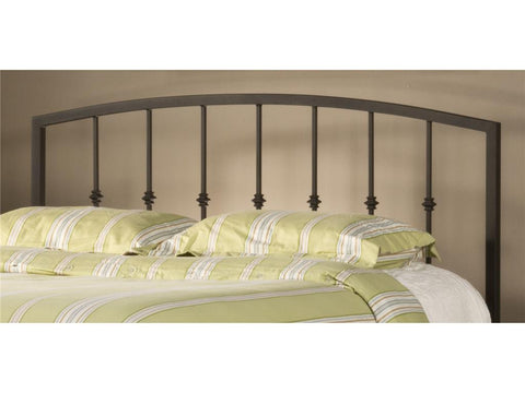 Hillsdale Furniture 1738-670 Sausalito Headboard - King - Rails not included - HillsdaleSuperStore