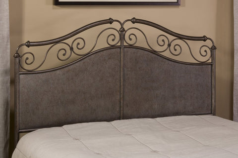 Hillsdale Furniture 1220HQR Ravella Headboard - Queen - with Rails - HillsdaleSuperStore