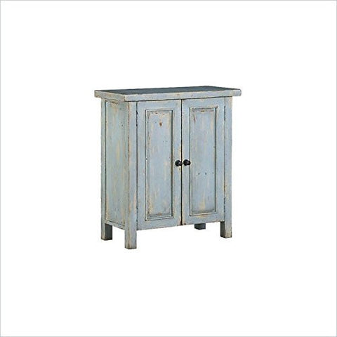 Hillsdale Furniture 5362-945W Tuscan Retreat® 2 Door Small Cabinet - HillsdaleSuperStore