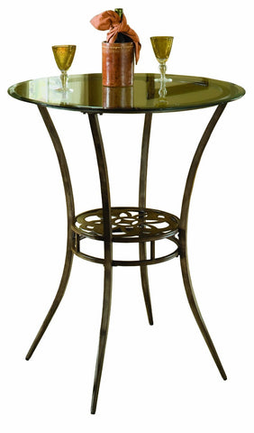 Hillsdale Furniture 5435PTB  Marsala Bar Height Bistro Table - HillsdaleSuperStore