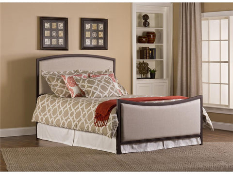 Hillsdale Furniture 1384-500 Bayside Bed Set - Queen - Rails not included - HillsdaleSuperStore