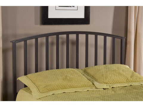 Hillsdale Furniture 1202-370 Apollo Headboard - Twin - Rails not included - HillsdaleSuperStore