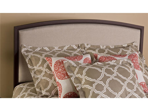Hillsdale Furniture 1384-670 Bayside Headboard - King - Rails not included - HillsdaleSuperStore