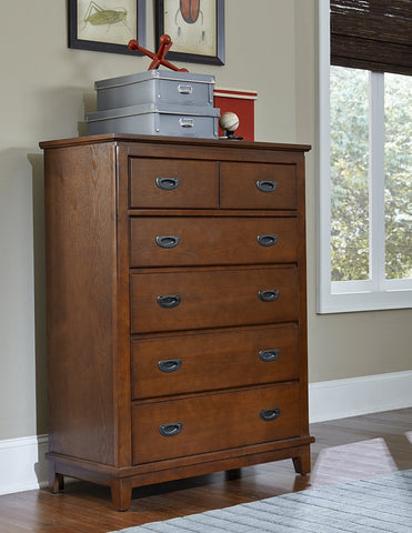 Hillsdale Furniture 1836-785W Bailey Chest - HillsdaleSuperStore