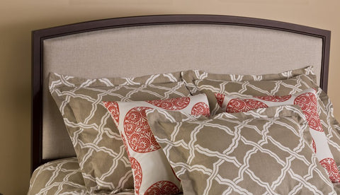 Hillsdale Furniture 1384HFQR Bayside Headboard with Rails - Full/Queen - HillsdaleSuperStore