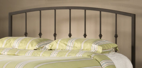 Hillsdale Furniture 1738HFQR Sausalito Headboard - Full/Queen - w/Rails - HillsdaleSuperStore