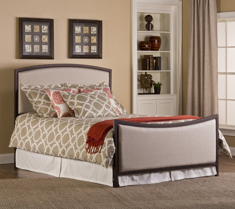 Hillsdale Furniture 1384BTWR Bayside Bed Set with Rails - Twin - HillsdaleSuperStore