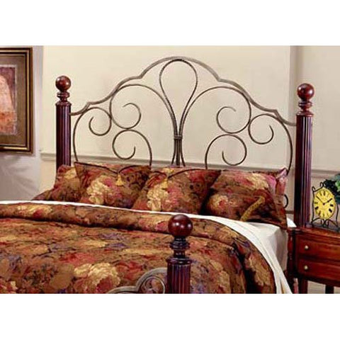 Hillsdale 284HK Ardisonne King Headboard - Rails not included - HillsdaleSuperStore