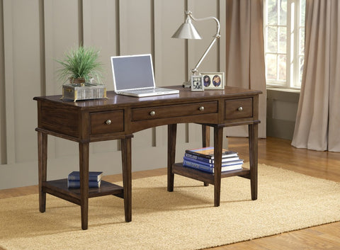 Gresham Desk in Cherry 4379-861 - HillsdaleSuperStore