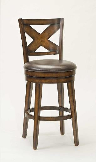Hillsdale Sunhill 26 5 Inch Swivel Counter Stool 4459 826