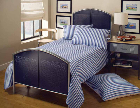 Hillsdale 1177BTR Universal Youth Mesh Twin Bed Set - HillsdaleSuperStore