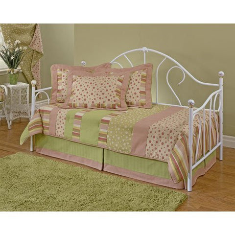 Hillsdale 182DBLHTR Bristol Daybed w/Suspension Deck and Roll-Out Trundle - HillsdaleSuperStore