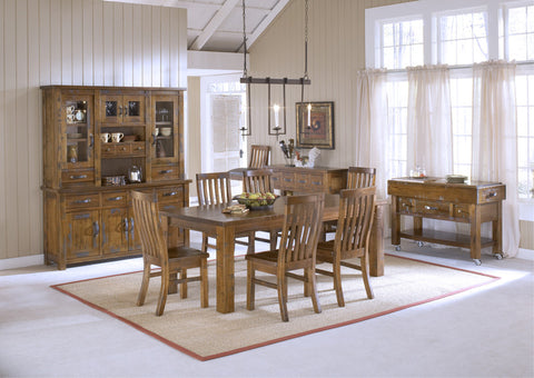 Hillsdale 4321DTBC7 Outback 7-Piece Dining Set - HillsdaleSuperStore