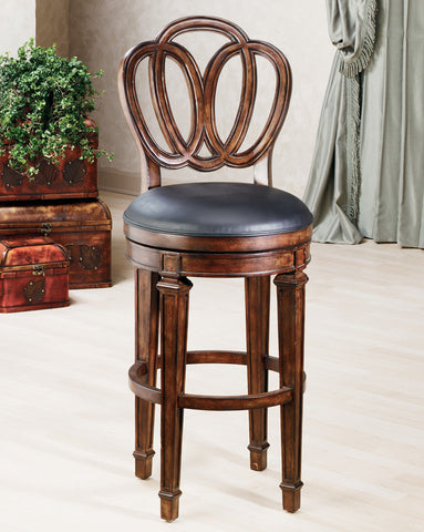 Hillsdale Dover Swivel Bar Stool 62968 - HillsdaleSuperStore