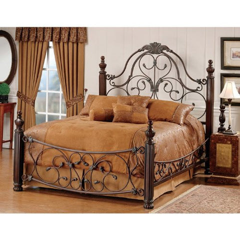 Hillsdale 1037HFQ  Bonaire Headboard - Full/Queen - Rails not included - HillsdaleSuperStore