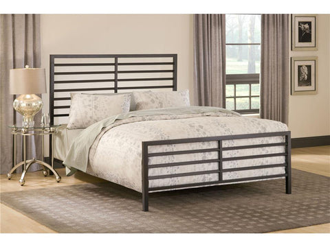 Hillsdale 1711HFQR Latimore Headboard - Full/Queen - w/ Rails - HillsdaleSuperStore