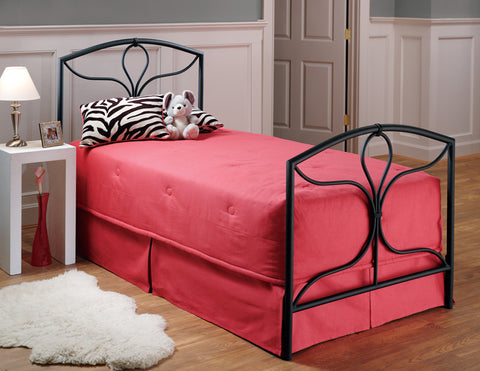 Hillsdale 241BQR Morgan Bed Set - Queen - w/Rails - HillsdaleSuperStore